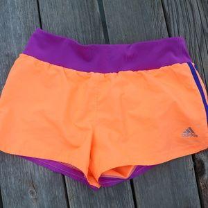 Adidas Women's Small Running Shorts
